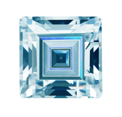 Synthetic Spinel - Square - #106 (SQ)