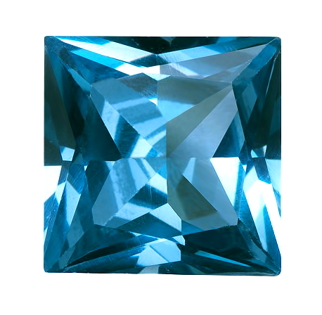 Synthetic Spinel - Square - #120 (SQP)